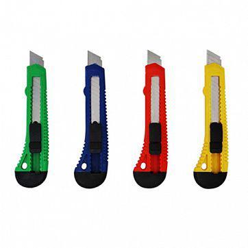 Нож канцелярский OfficeSpace, 18 мм