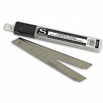 Лезвия запасные SPONSOR для канцелярских ножей, 9 мм (10 шт/упак)