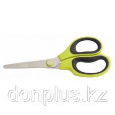 """Ножницы DELI """"Soft-touch"""", 210 мм, прорезиненные ручки, ассорти"""