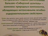 Сибирский Целитель, бальзам. Медово-Растительный с бобровой струёй., фото 4