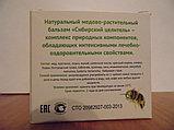 Сибирский Целитель, бальзам. Медово-Растительный с бобровой струёй., фото 5