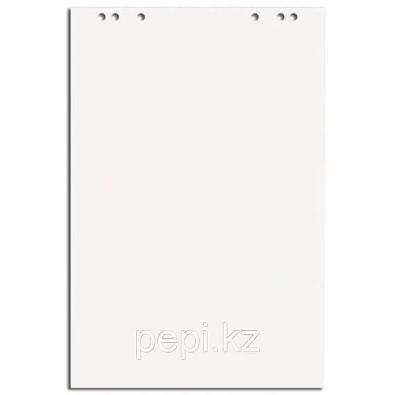 Блок бумажный для флипчарта, 20листов, размер 64*90см