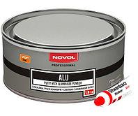 Шпатлевка с алюминиевой пылью Novol ALU