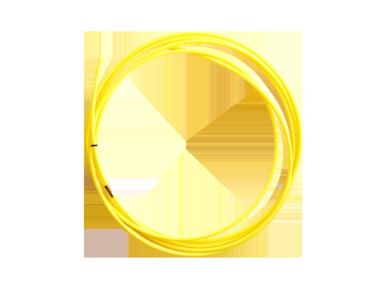 Канал направляющий 3,5м тефлон синий (0,6-0,9мм)