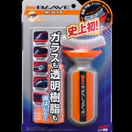 Водоотталкивающее (антидождь) покрытие для стёкол и пластика Glaco Blave SOFT99(Япония)