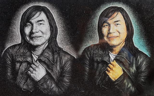 Цветной портрет 9