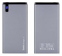 Дополнительный аккумулятор Hoco B25 Power Bank 10000 mAh (серый)