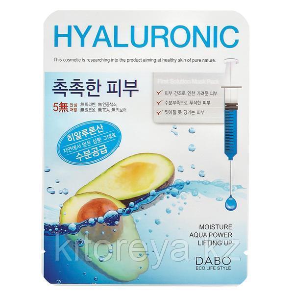 DABO Hyaluronic mask - маска для лица