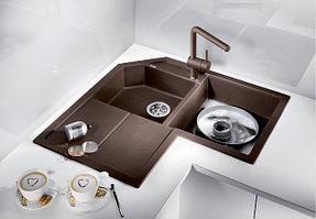 Кухонная Мойка BLANCO Metra 9 E  (830x830x500)