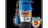 Насос Т5 погружной, ЗУБР Профессионал НПЧ-Т5-800-С, дренажный для чистой воды (d частиц до 5мм), 800Вт