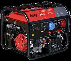 FUBAG Бензиновый генератор с электростартером и одинаковой выходной мощностью BS 8500 XD ES