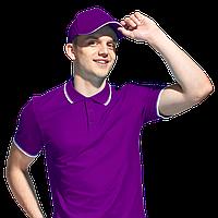 Бейсболка «сэндвич», StanSpecial, 11K, Фиолетовый (94), 56-58