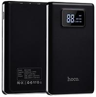 Дополнительный аккумулятор Hoco B23 Power Bank 10000 mAh (черный), фото 1