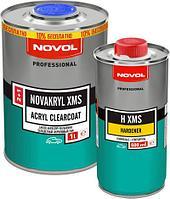Двухкомпонентный бесцветный акриловый лак NOVAKRYL XMS