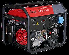 FUBAG Бензиновый генератор с электростартером и коннектором автоматики BS 5500 A ES