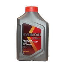 Моторное масло HYUNDAI XTeer 5W30 API SN, ILSAC GF-5 1L
