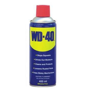 Универсальный многоцелевой спрей 400 мл баллон WD-40