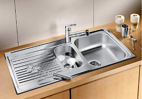 Кухонная мойка нержавеющей стали Blanco Tipo 6 S matt (950x500 мм )