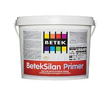 BETEKSILAN Фасадная Силиконовая краска Обладающая гидроизоляционными свойствами 15л