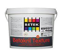 BETAKRIL TEXTURE Текстурная фасадная краска на акриловой основе 25кг