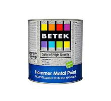 BETEK HAMMER PAINT GROUP COLORED Молотковая эмаль Готовая 2,5л