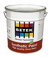 BETEK SYNTHETIC PAINT Синтетическая глянцевая краска на основе алкидной смолы 2,5л