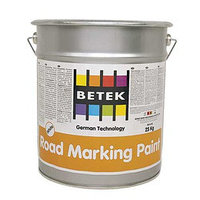ROAD MARKING PAINT WHITE 25кг