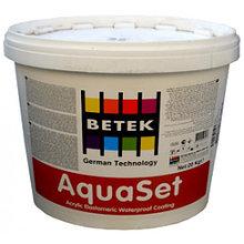Гидроизоляционное покрытие на акриловой основе для бассейнов AQUASTOP, 20кг