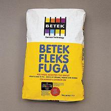 Затирка для швов BETEK - FLEKS FUGA