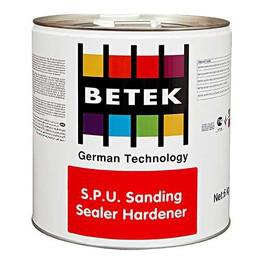 BETEK SUPER P.U.SANDING SEALER Грунтовочный полиуретановый лак 3кг