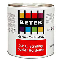 BETEK SUPER P.U. GLOSS VARNISH  - HARDENER Отвердитель 12кг