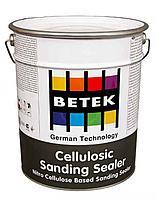 CELLULOSIC SANDING SEALER Грунтовочный лак, на целлюлозной основе для заполнения пор, трещин 3кг