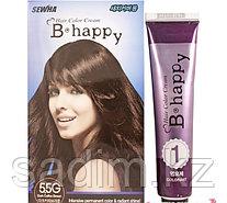 B Happy ( 5,5G ) - Краска для волос - Иссиня Черный
