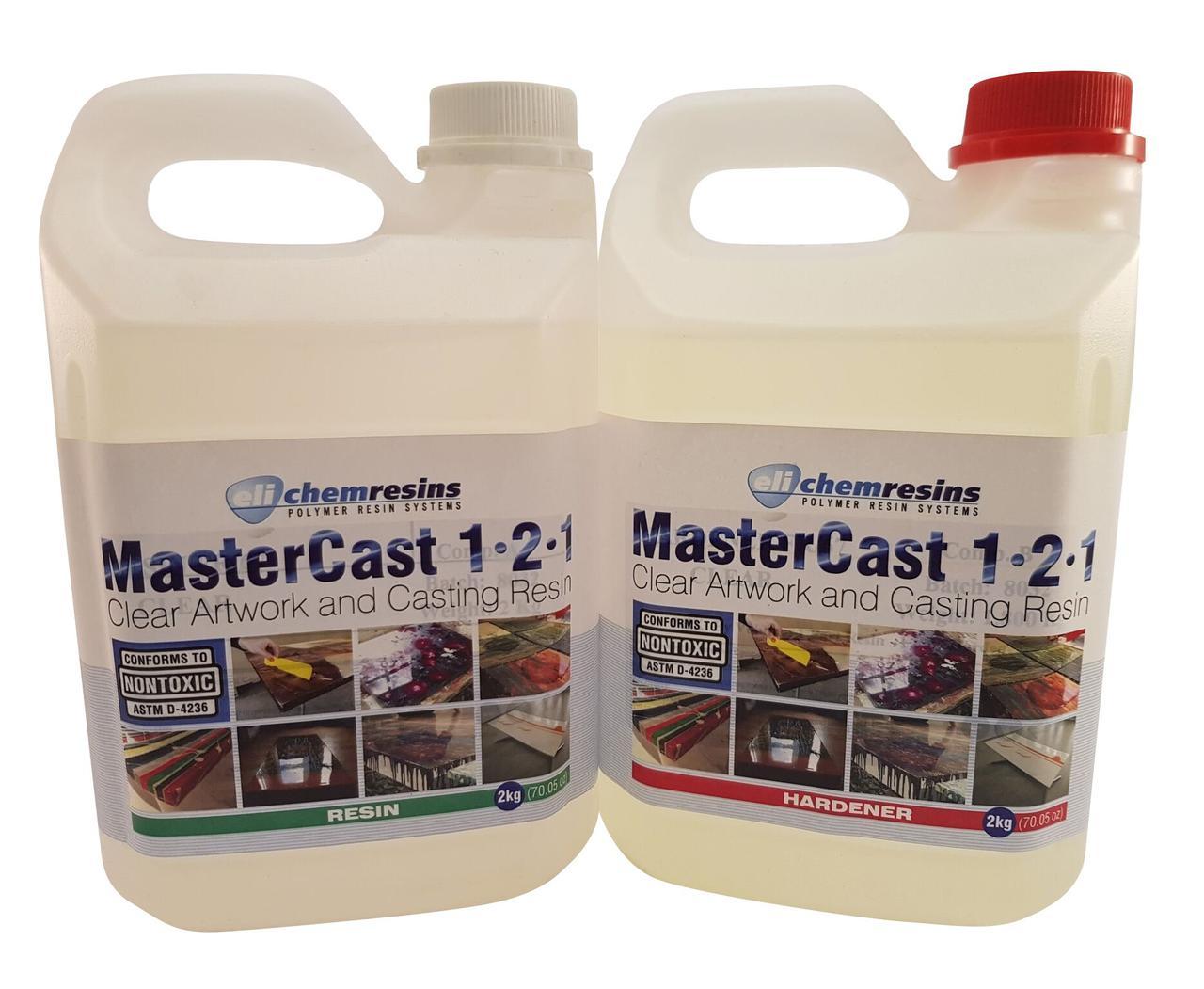 Добавка в цементный раствор Master CAST 125