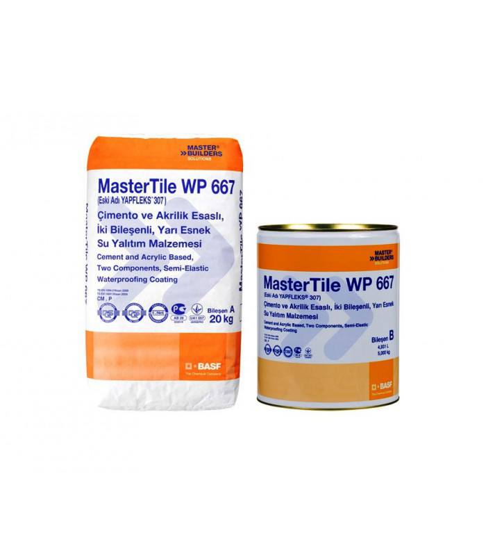 MasterTile WP 668 PCI LASTOGUM (grey)