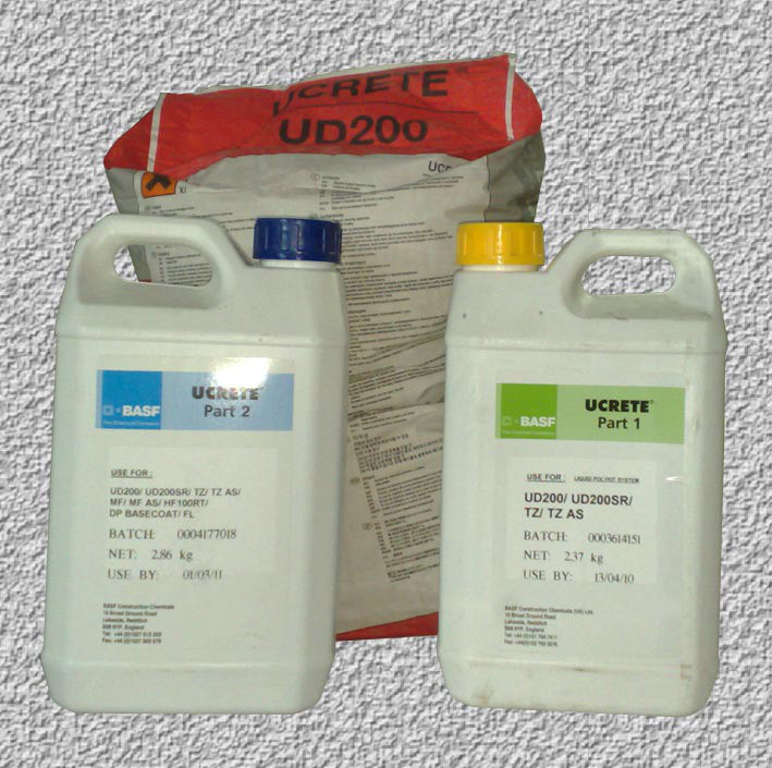 Ucrete PT 1 (LE) UD + SR/IF/MT/TZ + AS