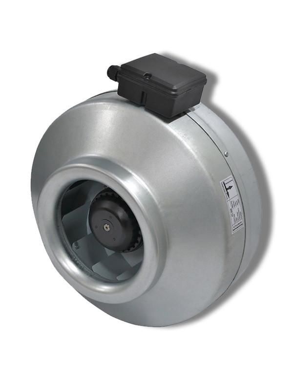 Канальник вентилятор для круглых каналов VC