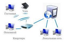 Монтаж локальной сети в Алматы, фото 2