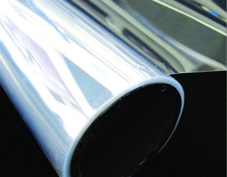 Прозрачный пластик для пигментной печати без клеевого слоя (1,27м*30м)