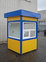 Посты охраны, домик охранника, охранная будка, КПП.