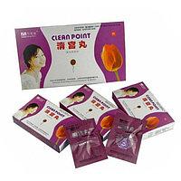 CLEAN POINT (Клеан Поинт) Китайские лечебные тампоны