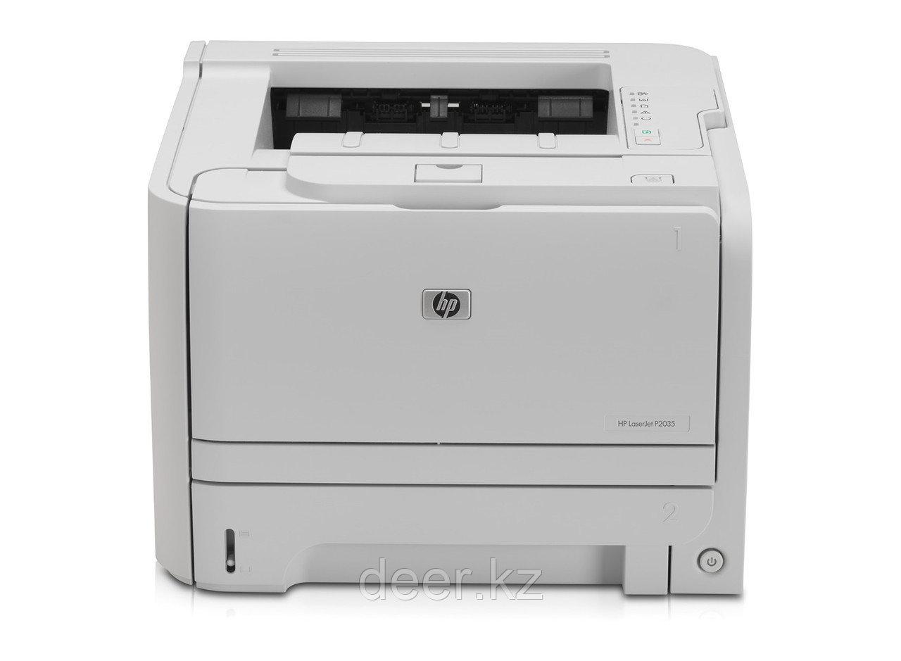 Принтер HP Europe LaserJet P2035  /A4 CE461A#B19