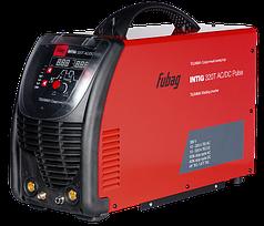 FUBAG Инвертор сварочный INTIG 320 T AC/DC PULSE c горелкой TIG 26 5P 4m (38459)
