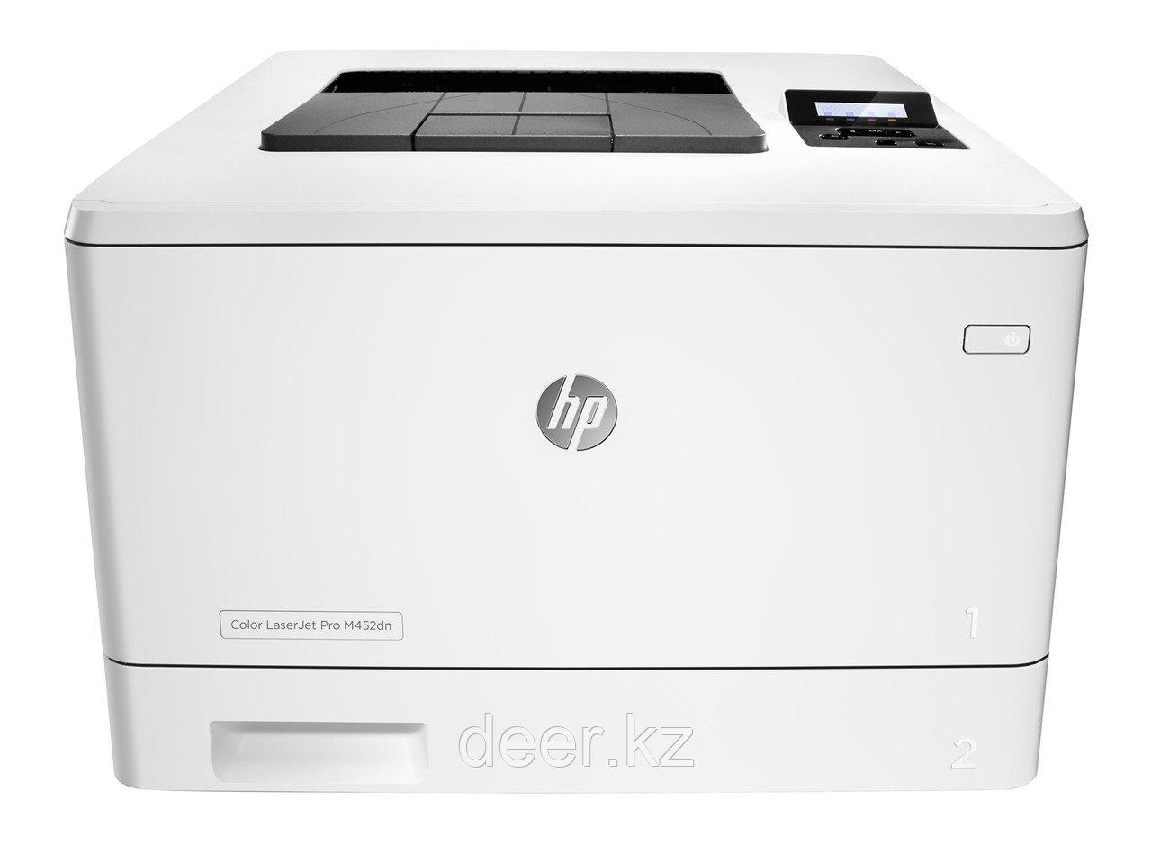 Принтер HP Europe Color LaserJet Pro M452dn /A4 CF389A#B19