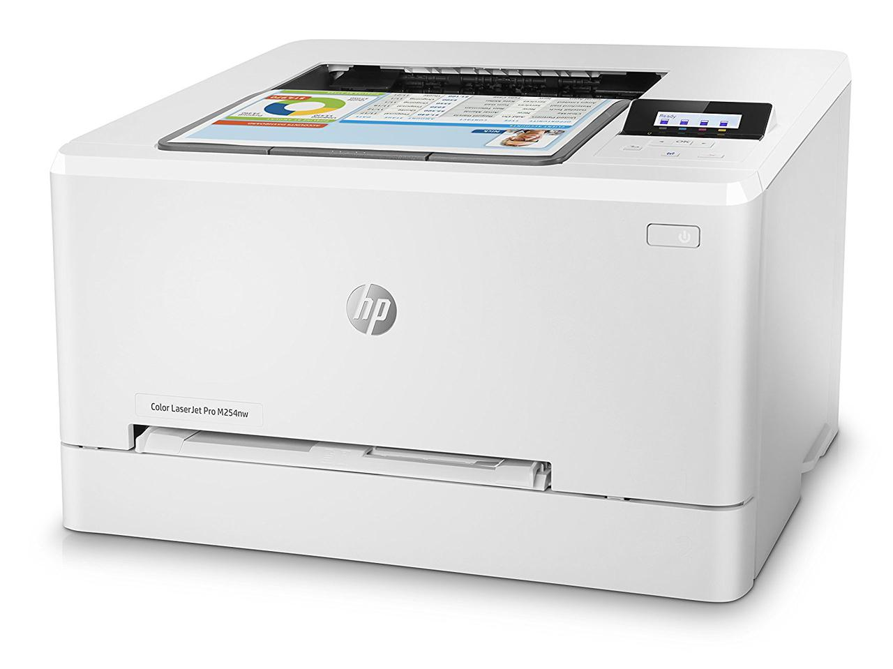 Принтер HP Europe Color LaserJet Pro M254nw /A4 T6B59A#B19