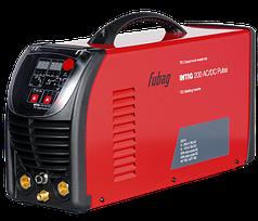 FUBAG Инвертор сварочный FUBAG INTIG 200 AC/DC PULSE с горелкой FB TIG 26 5P 4m