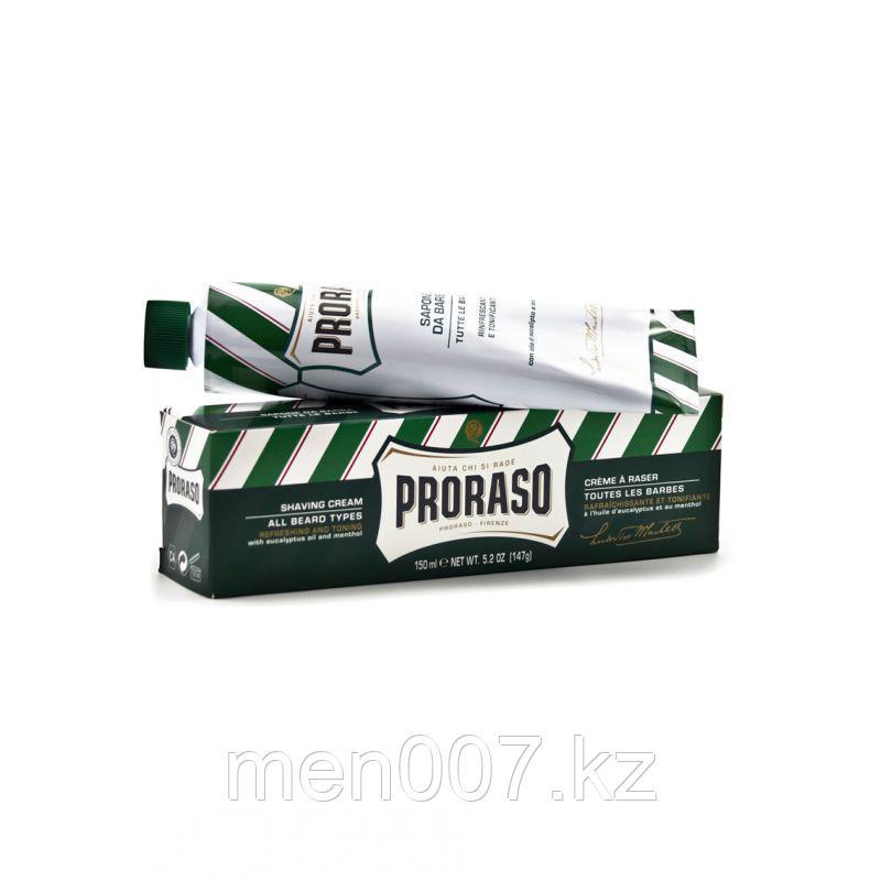 PRORASO Cream (Крем для бритья освежающий) с эвкалиптом