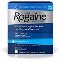 Minoxidil Rogaine 5% (Миноксидил Рогейн Рогаин 5%)