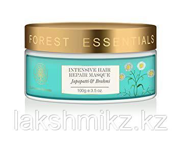 Аюрведическая - интенсивная крем маска для восстановления , укрепления и ухода за волосами (MASQUE JAPAPATTI &