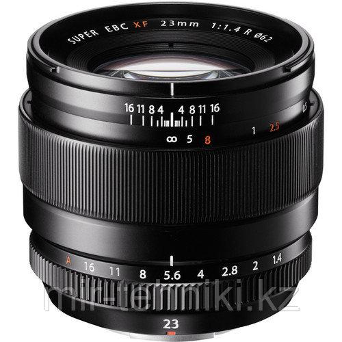 Fujifilm Fujinon XF 23mm F1.4 R Black